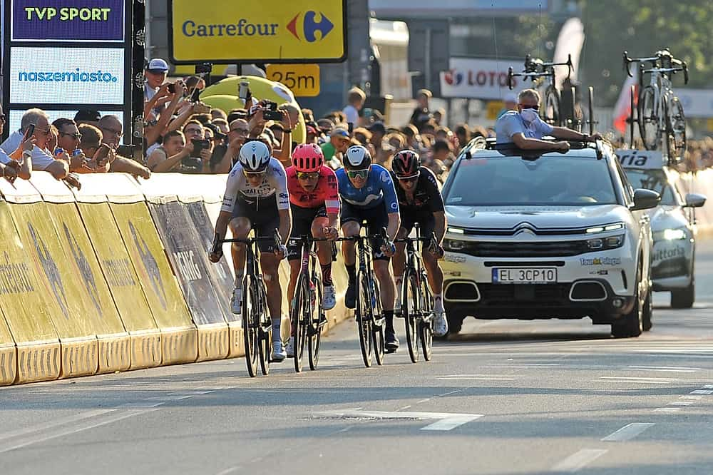 Podsumowanie oraz wyniki Tour de Pologne 2021
